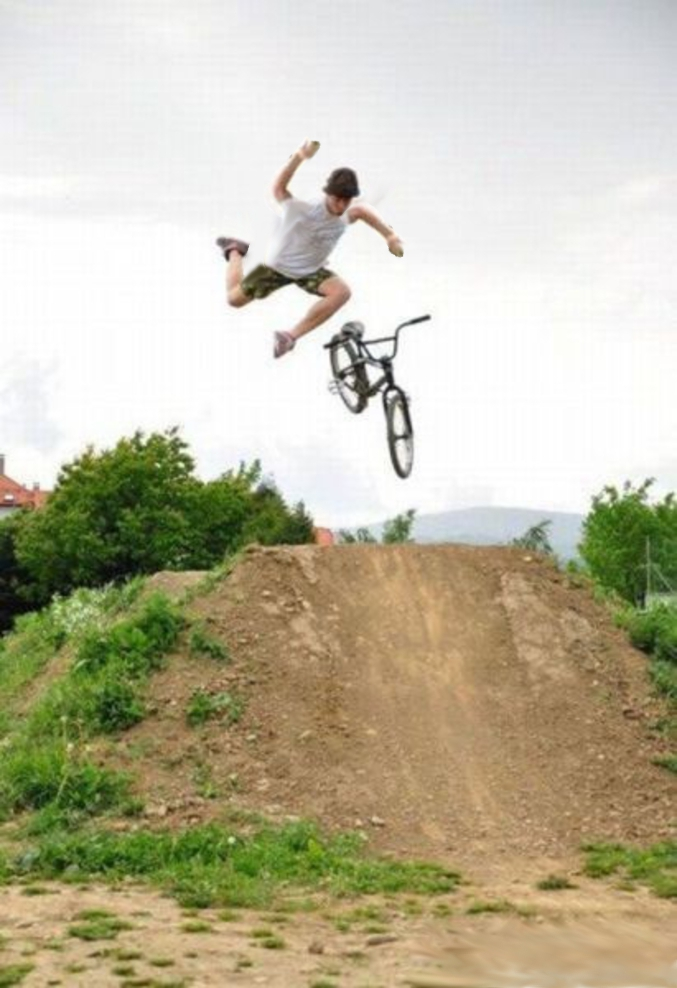 #offerus ou #vélo?