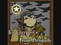 "Les Claypool's Frog Brigade ""Shine On You Crazy Diamond (Part One)"""