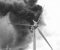 Les éoliennes, ça pollue pas qu'il disait l'autre...