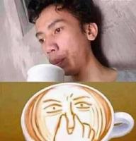 Café trop chaud