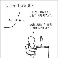 Commenter sur internet