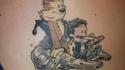 Calvin Solo et Chewbaccobbes