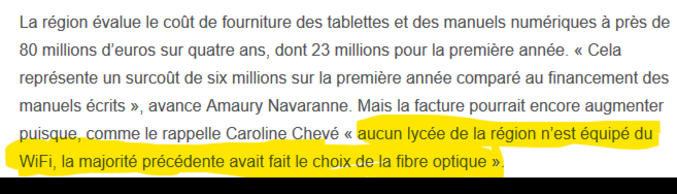 Trouvé au détour d'un article (https://www.20minutes.fr/societe/2475635-20190318-paca-region-va-financer-tablettes-manuels-numeriques-lycees-volontaires), à propos d'un éventuel remplacement des manuels de lycée par des tablettes.