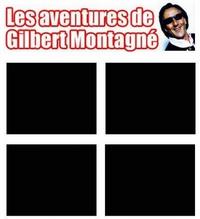 Les aventures de Gilbert Montagné