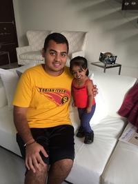 La plus petite femme du monde avec son mari
