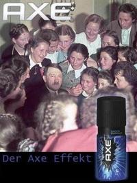 L'effet AXE
