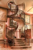 Escalier en colimaçon, 1895
