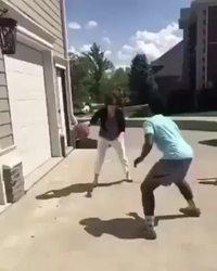 jouer contre une maman