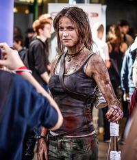 Cosplay Lara nouvelle génération