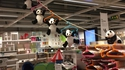 Les pandas s'échappent !