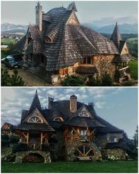 Maison spéciale