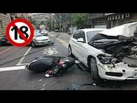Série d'accidents de véhicules routiers. Certains évitables !!  D'autres pas  :(