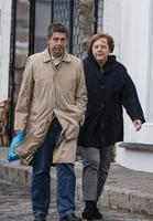 Angela Merkel et son mari