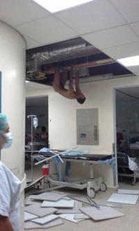 Exorcisme à l'hopital