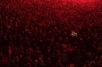 Un selfie en plein concert