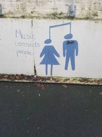 La musique connecte les gens !