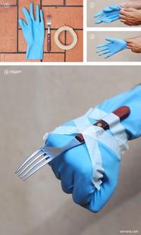 Le costume de Wolverine