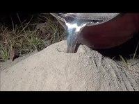Fabriquer un arbre de Noël en aluminium
