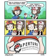 Le secret des pokeballs