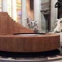 The mechanics of history - Yoann Bourgeois