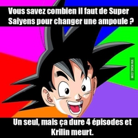 Un classique revisité version Dragon Ball