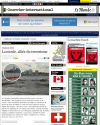 La moule terroriste