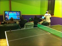 Un ping-pong