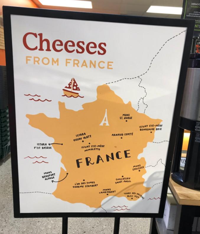 mais tout un fromage oui.