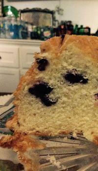 Un gâteau qui a du chien