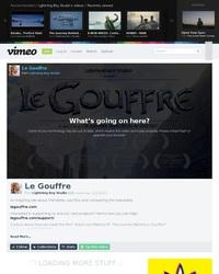 Le Gouffre (court métrage d'animation)