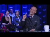 John Malkovich sur Gérard Depardieu