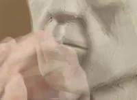 Sculpture géométrique