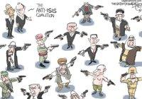 La coalition contre daesh