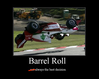 Barrel Roll !