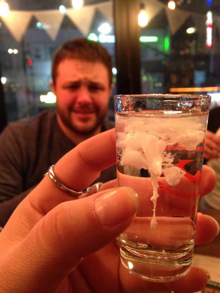 Sperma Cocktail