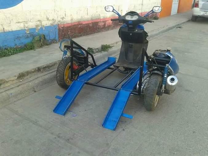 scooter pour fauteuil roulant