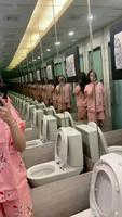 Expérience toilettisque