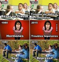 L'enfance n'est pas une maladie.