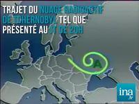 Quand on nous expliquait que le nuage de Tchernobyl ne toucherait pas la France
