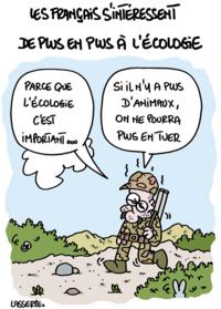 Les Français et l'écologie