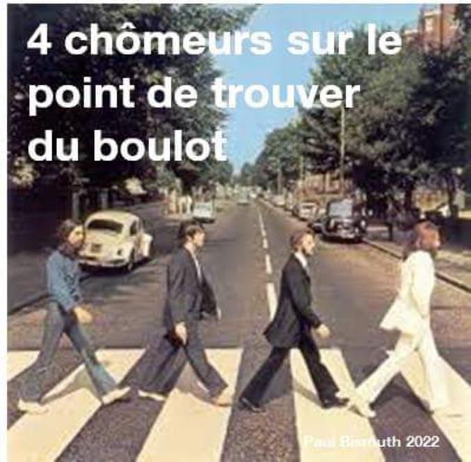 Prochain single des Beatles