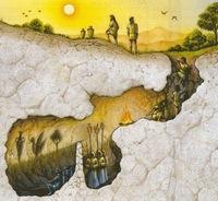 L'allégorie de la caverne par Platon
