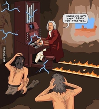 Bach to the futur