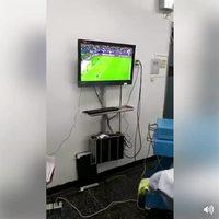 Chirurgien et fan de foot