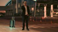 Une valise-robot qui vous suit dans vos déplacements