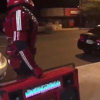 Street trooper