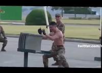 Pendant ce temps là en Corée du Nord .