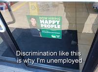 Discrimination à l'embauche