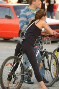 Le vélo...