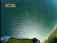 Parachutiste chanceux